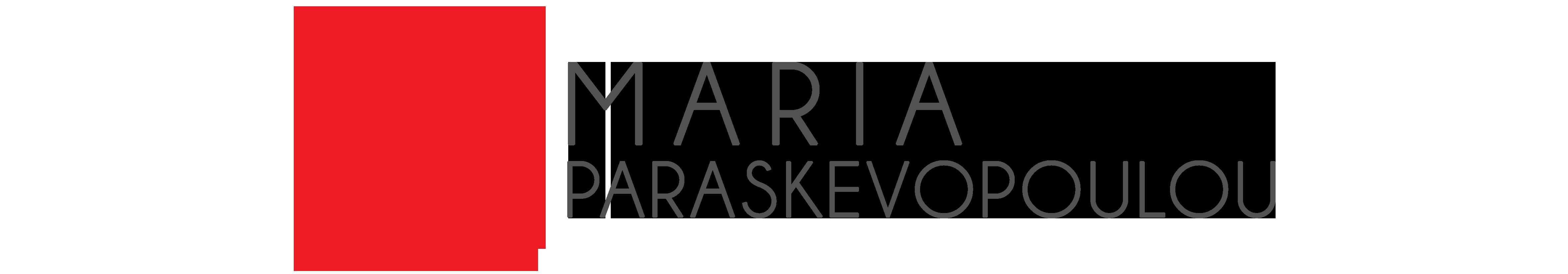 Maria Paraskevopoulou